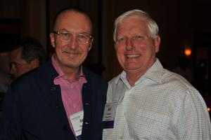 Jim Vanhauer - Commercial Flooring Systems and Bill Croswell, CraftCroswell, Inc.