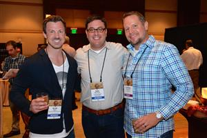 Scott Appel, Touch of Color Flooring, Jake Manaster, Contract Carpet Corporation, Graham Howerton.