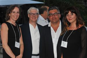 Patricia McCaul and Richard Riveire (Rottet Studio) and Robert Ruscio (Ruscio Studio) and Irina Broido