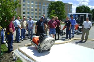 Concrete Finishing Seminar
