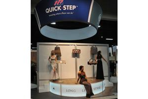 Quick Step Booth