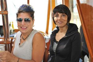 Valerie Ottaviano,and Shashi Caan