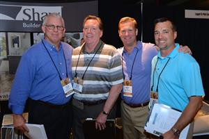 Curly Kuldell, Henges Interiors, Paul Riemer, Riemer Floors, Mark Piper, Shaw