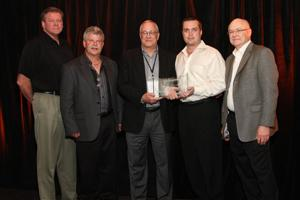 Spirit Award - Business Flooring Specialists