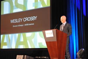 Wesley Crosby (HNTB Interiors)