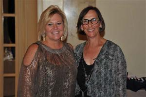 Lisa Browning and Kathy Janssen, NFA