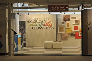 Crossville Showroom features Color!