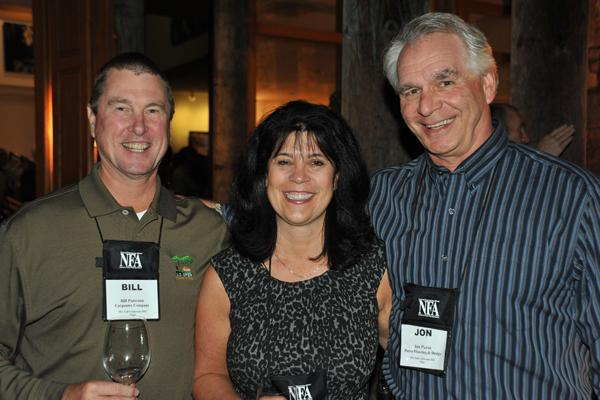 NFA Fall Meeting 2011 in Napa