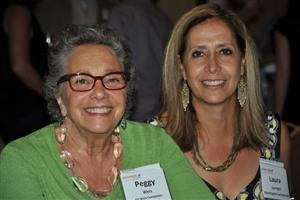 Peggy Weis - R.D. Weis and Laura Jauregui, Mannington Commercial
