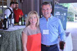 Terri Daniels, CCA Global, and Don Karlin, J. Mish