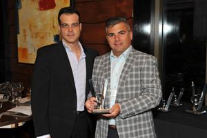 Vincenzo Caruso and Roberto Ruscio, Ruscio Studios, Winner - Retail