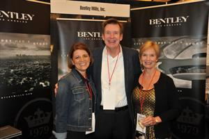Tanya Jones, Ralph Grogan and Susan Pedersen - Bentley Mills