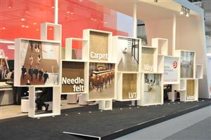 Beaulieu International Group Booth