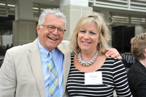 Peggy and Bob Broda, Business Interiors Floor Coverings