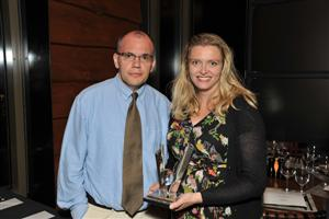 Leanne Larson and Steven Rothe, Meyer, Sherer & Rockcastle, Ltd. Winner - Education