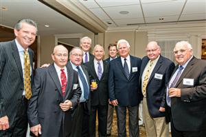 Jeff Meadows, Sandy Mishkin, Peter Spirer, David Holt, Ralph Boe, Tom Lape, Dennis Byczynski, Stuart Rodkin, Dick Longwill