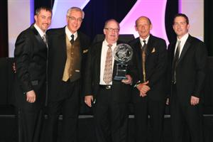 Carpetland USA Retailer of the Year