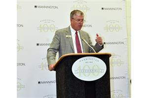 Russell Grizzle, President and CEO Mannington Mills