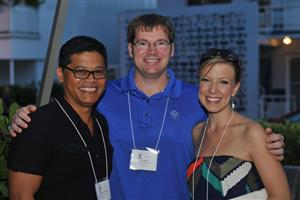 Ernest Nepomuceno, Chris Banker and Kathryn Mease - all with Tecton Architects