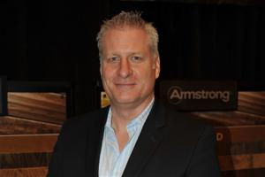 Tom Mangas, CEO Armstrong Flooring