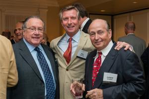 Peter Spirer, Piet Dossche, Sandy Mishkin