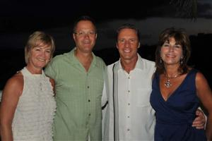 Lisa & Jeff Macco and Jim & Donna Mudd