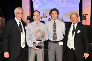 Carpetland USA Color Tile Retailer of the Year