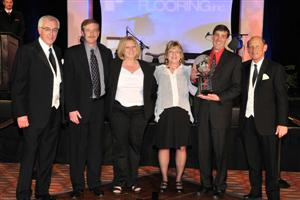 CarpetsPlus Color Tile Retailer of the Year