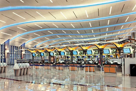 The New Age of Airport Design - November 2013