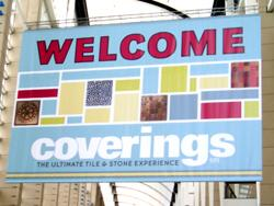 Coverings 2007: The Leading Edge of Tile Trends