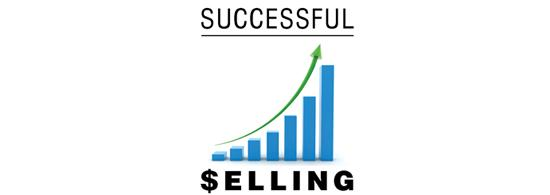 It's the small-but-hard things that count: Successful Selling
