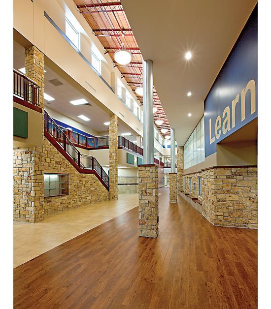 Tarkett Flooring Lvt: The Greening Of LVT: Mannington, Armstrong, Tarkett And Others