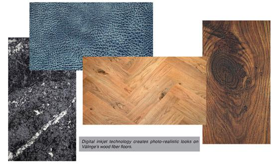 Innovation: Valinge Wood Fiber Floors - June 2011