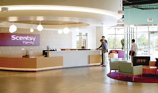 CTA's design of Scentsy's Idaho headquarters: Designer Forum