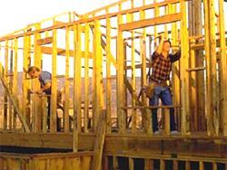 Builders Constrained by Shortage of Workers