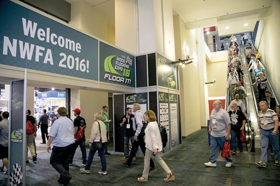 NWFA Expo Review: Signs point to a strengthening hardwood market - Jun 2016
