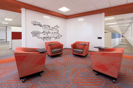 Carpet Tile Design: Staying relevant by responding to culture and design trends