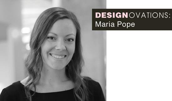 Design Ovations: Maria Pope - July 2017