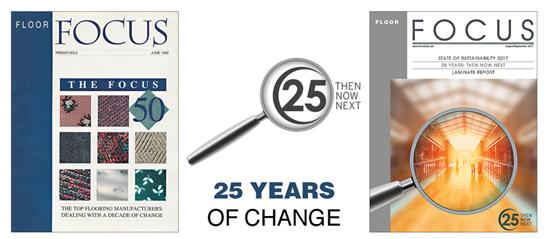 25 Years of Change: Industry veterans look back on the past quarter century - Aug/Sep 2017