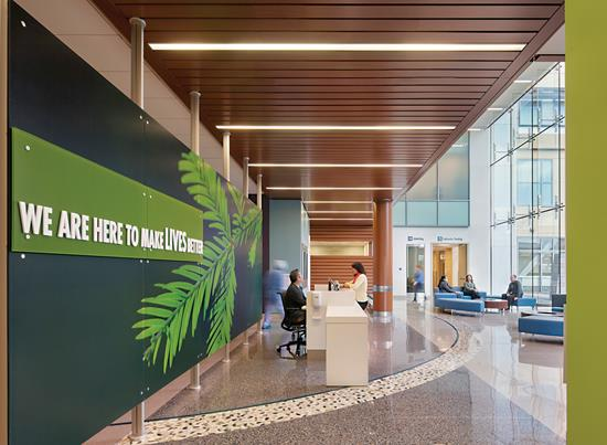 Acute Care Design: Designers balance hospital requirements and patient needs - Oct 2017
