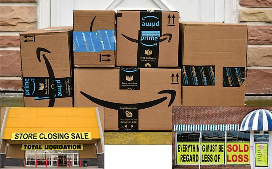 The Changing Face of Retail: Amazon is coming for your business - Nov 2017