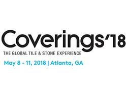 Coverings Opens in Atlanta Today