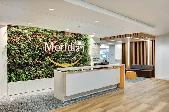 Bullock + Wood Design on its Meridian Credit Union project: Designer Forum - Dec 2017
