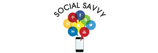 Social Savvy: To be or not to be...social in business - Feb 2018