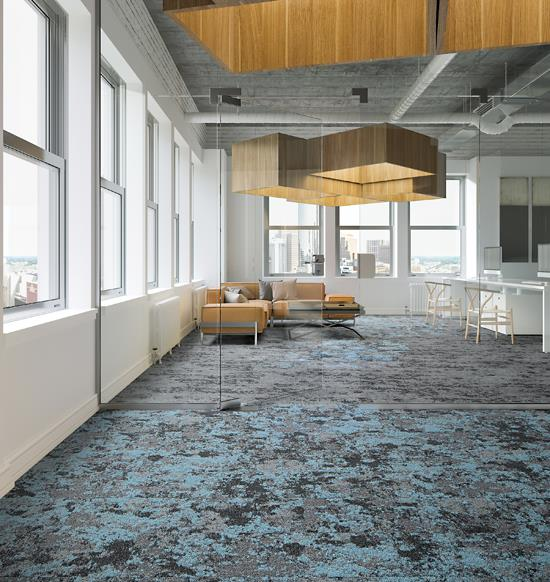 Carpet Tile Overview: Carpet tile producers expand their programs and price points - Feb 2018