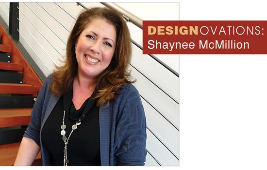 Design Ovations: ID Studios' Shaynee McMillion highlights inspiring products - Apr 2018