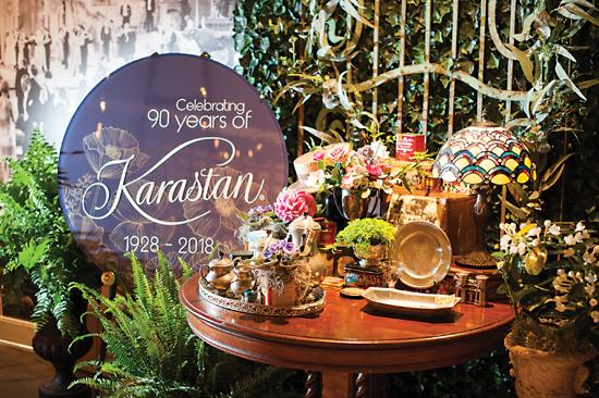Karastan Celebrates 90 Years: Innovation has guided this celebrated mill since 1929 - May 2018