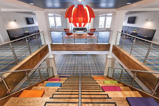 Education Flooring Trends: Designers discuss the trends impacting education design - May 2018