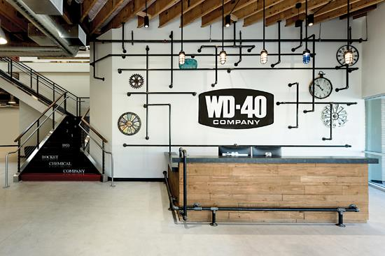 Designer Forum: ID Studios delivers WD-40's dream of an inspirational work environment - Jul 18