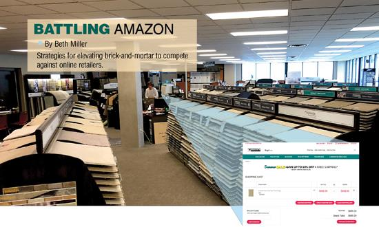 Battling Amazon: Elevating brick-and-mortar to compete against online retailers - July 2018